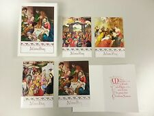 Old Masters Christmas Cards Assortment with Scripture by Reproducta