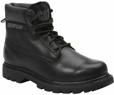 Caterpillar Colorado 6inch Mens Black BOOTS UK 8