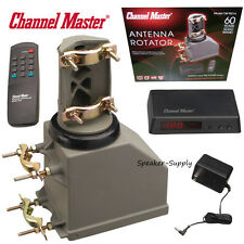 Channel Master TV Motorized Antenna Rotator System Controller Remote HAM CB 9521