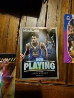 2020-21 Panini NBA Hoops James Wiseman Now Playing Silver Holo RC. PSA 10 poss🔥