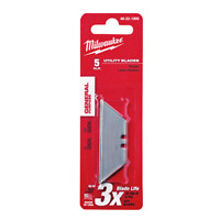 Milwaukee 48-22-1905 General Purpose Utility Knife Blades (5 Pack)