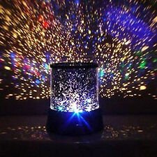 Star Master Astro Galaxy Space Sky Projection Cosmos Night Lights Lamp Romantic