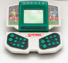 Systema Soccer Electronic Handheld Game