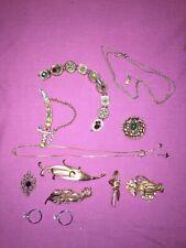 Vintage Costume Jewelry,