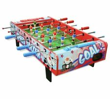 Chad Valley 3FT Football Game Table Top Lightweight Portable For Easy Storage