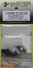 MASTER 1/350 IJN 15.5cm/60 (6.1 in (ca. 15.49 cm)) 3rd ANNO TIPO PISTOLA Barrels (12pcs) # SM35006