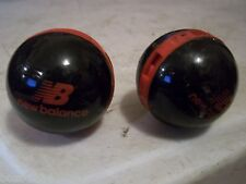 VINTAGE PAIR OF NEW BALANCE BOWLING BALL GEAR SNEAKER SHOES AIR FRESHENER ODOR
