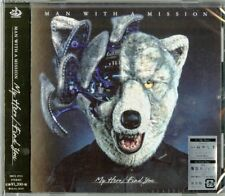 MAN WITH A MISSION-MY HERO/FIND YOU-JAPAN CD C15