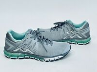 Women's Asics Gel Quantum 180 Running Shoes Size 10 S660Y Mint Green.