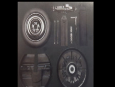 2014 - 2017 Chrysler Town and Country Dodge Caravan Spare Tire Kit, 82214036ab(Fits: Chrysler)