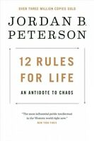 12 Rules for Life : An Antidote to Chaos, Paperback by Peterson, Jordan B., B...
