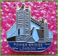 Pin's Pays Angleterre Royaume-uni TOWER BRIDGE LONDON Pont Tour  #177