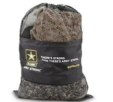 New US Army Strong Military Laundry Duffle Tote Storage Bag