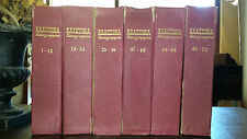 GREECE CLASSICS ILLUSTRATED GREEK 1st Ed. - SERIES WITH ISSUES FROM No.1 - 72