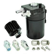 CNC Öl Catch Tank Alu m. Filter Oil Can Auffangbehälter Ölsammler Ölbehälter PCV