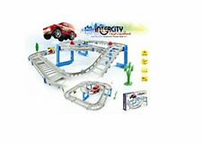 Kids High Speed Track Master  & Accessories LED Light Battery Operated Track Toy