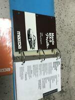 1999 Mazda Miata MX-5 MX5 Service Repair Shop Workshop Manual Set OEM W EWD +