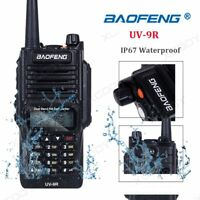 BAOFENG-UV-9R Walkie Talkie Waterproof IP67 Dual Band 136-174/400-520MHz Radio