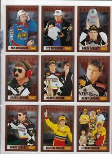 1996 Racer's Choice SP. COLL. ARTIST'S PROOFS #65 Ted Musgrave ONE CARD ONLY!