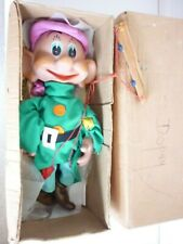 DISNEY PELHAM PUPPETS DOPEY DWARF SNOW WHITE SEVEN BOXED LARGE PROFESIONAL