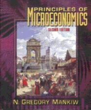 Principles of Microeconomics, Mankiw, N. Gregory, Good Book