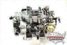 S-10 Rebuilt Var-Jet Carburetor fits 82-85 V-6 2.8 L. Engines  **Shiny Finish**