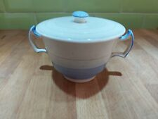 Vintage Susie Cooper  Two Handled Soup Bowl Cover