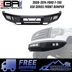 Body Armor 4X4 | 2009-2014 Ford F-150 Eco Series Front Bumper | *FREE SHIPPING*