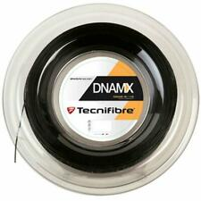 Tecnifibre DNAMX 16 (1.25mm) Squash String Black Reel 200m/660ft - Reg $269