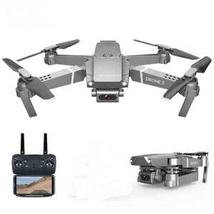 4k HD Camera Drone Wide Angle WiFi fpv Drone 1080P Dual Camera Quadcopter