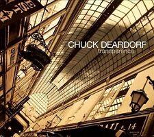 Transparence [Digipak] by Chuck Deardorf (CD, Mar-2011, Origin) PROMO
