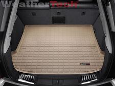 WeatherTech Cargo Liner Trunk Mat for Cadillac SRX - 2010-2016 - Tan