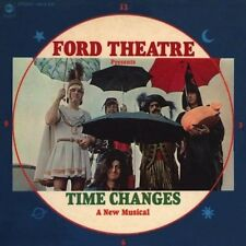Ford theatre-time changes-A New Musical (1969) CD