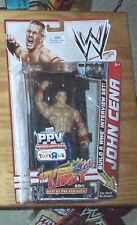 WWF WWE JOHN CENA PPV OVER THE LIMIT 2011 EXCLUSIVE WRESTLING ACTION FIGURE
