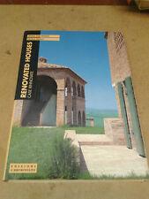 San Pietro/Gallo - RENOVATED HOUSES. CASE RINNOVATE - 1999 - 1° Ed. L'Archivolto