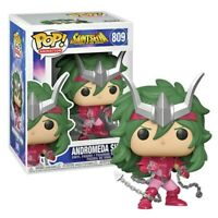 Funko Pop! Animation: Saint Seiya- Andromeda Shun #809 Vinyl Figure