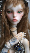 Brand New 1/3 Stacy Free Eyes + FaceUp BJD double jointed model reborn