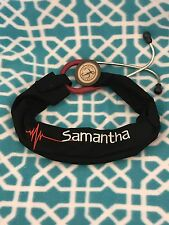 Stethoscope Cover Embroidered
