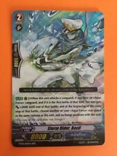 Cardfight!! Vanguard Cards: STORM RIDER, BASIL BT08 RRR
