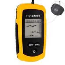Portable Fish Finder Depth Sonar Fishfinders Ice kayak Canoe Fishing Venterior