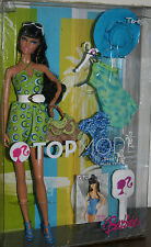 RARE TOP MODEL RESORT TERESA BARBIE GIFTSET 2007 NRFB MINT