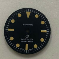 For NH35 NH36 Japanese 8215 2813 Automatic Movement 28.5MM Luminous Watch Dial