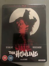 The Howling Steelbook Blu Ray Region B Joe Dante Limited Edition Studio Canal