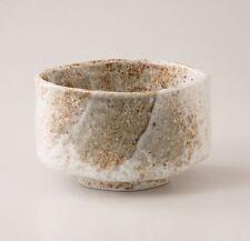 Matcha Green Tea Bowl Chawan Yukishino Mino Ware Japanese Pottery MADE IN JAPAN