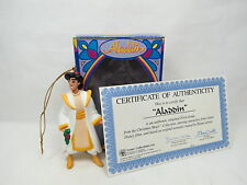 Grolier First Issue Aladdin Ornament Great Gift S7 2.04