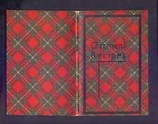 Vintage 42 Page The Garrion Book of Oatmeal Recipes 2nd edition 1944 (Bwb