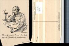 327561,Künstler AK Schinnerer 400 Jahrfeier Confessio Augustana Mann Buch Ölkerz