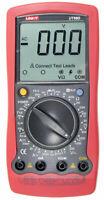 UT58D Numérique Lcr Multimetre Inductance 2mH… 20H Dca / Aca Jusqu'À 20A UNI-T