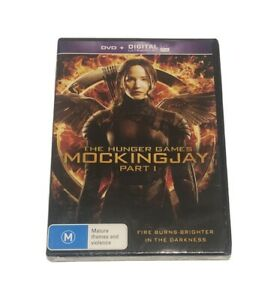 The Hunger Games - Mockingjay : Part 1 (DVD, 2018)