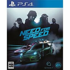 Used PS4 PS4 Need for Speed Japanese ver. Japan Import